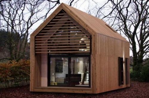 Как сделать маленький домик. Проектирование мини-дома: основные правила