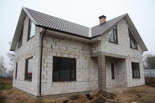 Какой дом строить лучше. Бетонные блоки