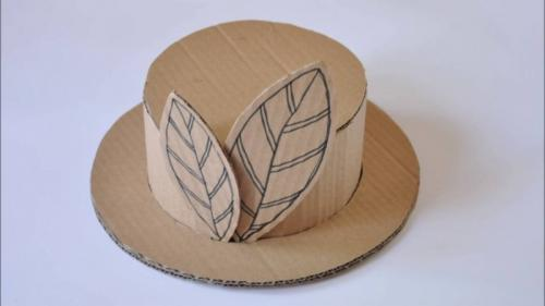 Шляпа из бумаги — пошаговая инструкция, как сделать красивую самодельную бумажную шляпу (105 фото)